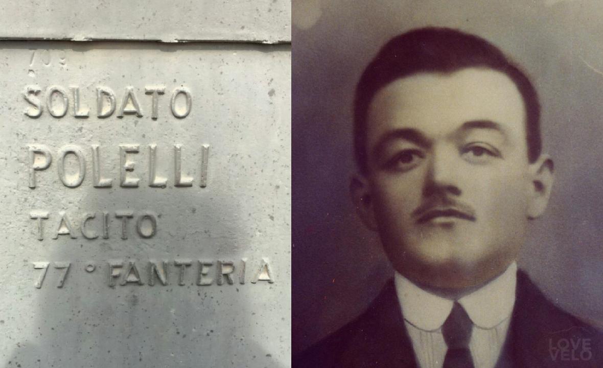 Tacito Polelli Redipuglia
