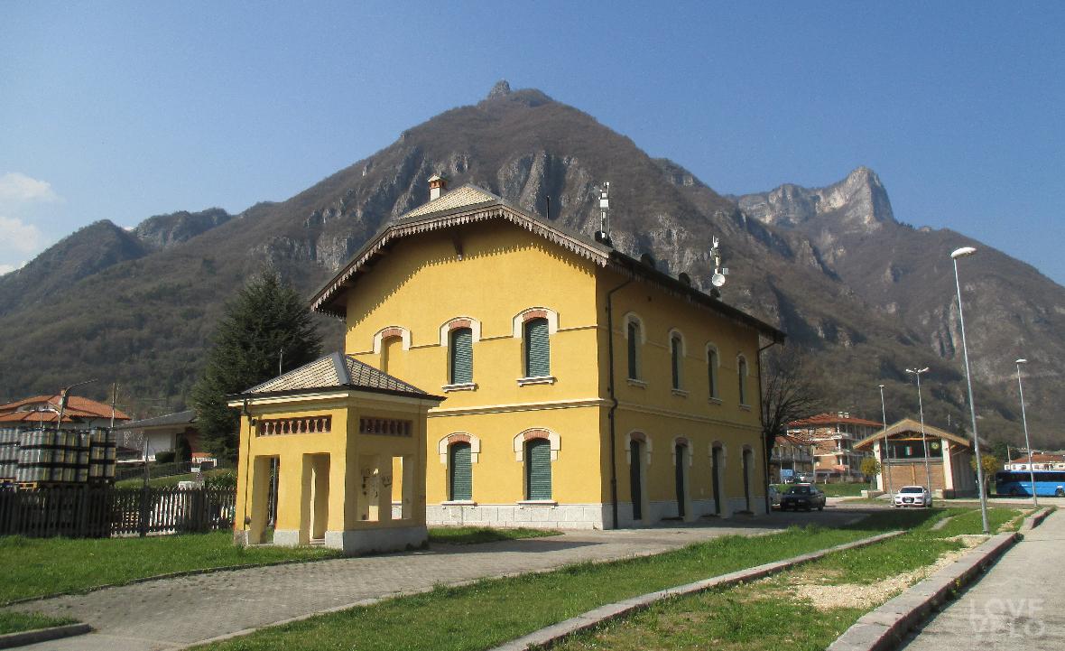 Vecchia stazione di Arsiero