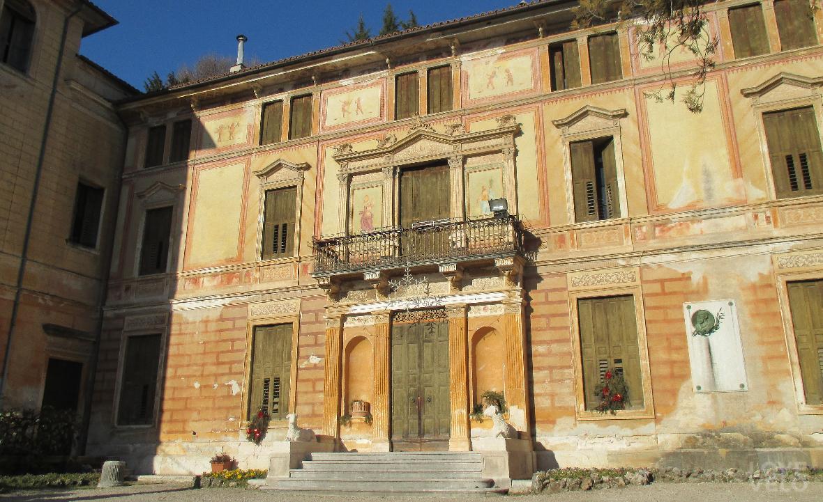 Parco Villa Rossi Santorso