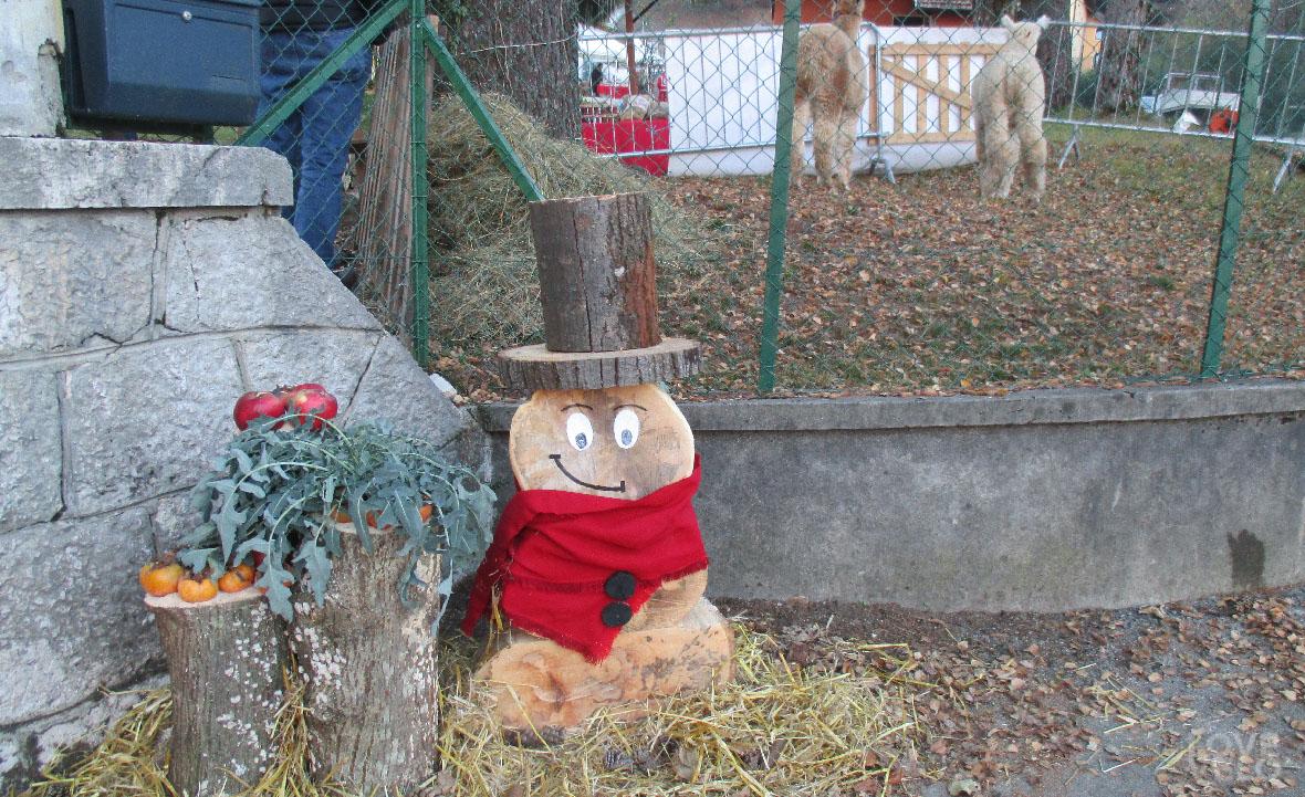 Magia del Natale Montanina